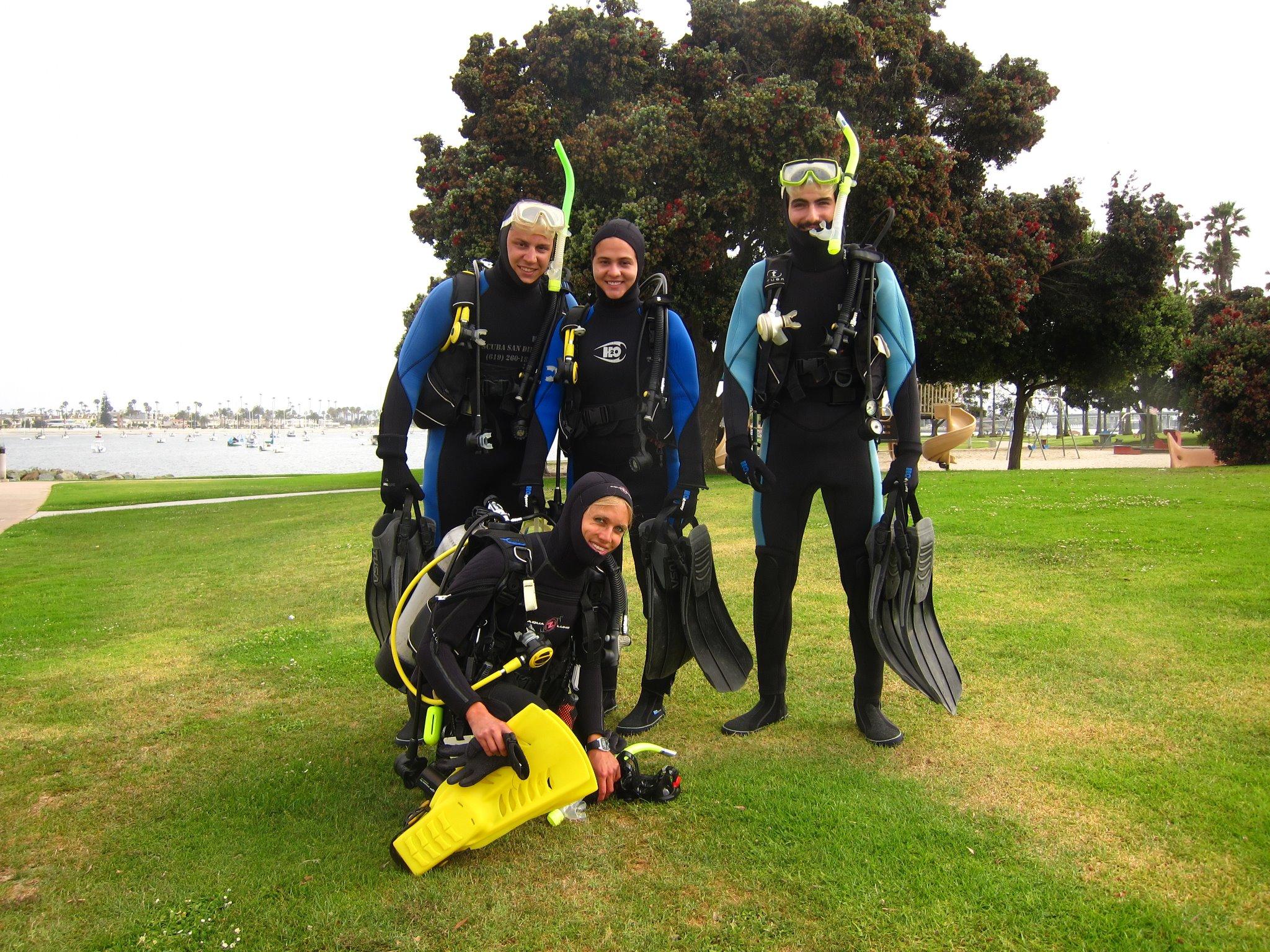Scuba Adventure For Non-Divers: