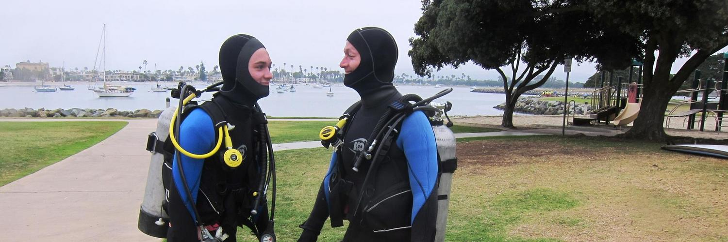 Basic Group Scuba Certification Class